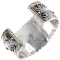 Multi Gemstone Native American Bracelet 25154