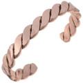 Navajo Copper Bracelet nch Wrist Size 23125
