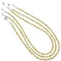 Opal Black Spinel Necklace 1240