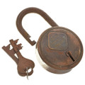 Replica Union Pacific RR Padlock & Keys 15373