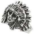 Indian Chief Ring 18716