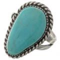 Ladies Turquoise Ring 25451