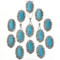 Turquoise Stone Variations 29175