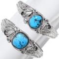 Ladies Turquoise Bracelets 26748