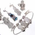 Zuni Jewelry Set by Joyce Waseta