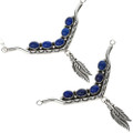 Feathers Link Choker Necklace 29250
