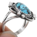 Ladies Turquoise Ring 27217