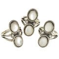 Assorted Mother of Pearl Shell 25931