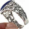 Old Pawn Style Gemstone Cuff Bracelet 29216