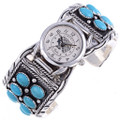 Turquoise Watch Cuff Bracelet 24525