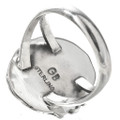 Native American Sterling Ring 28744