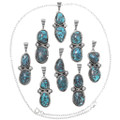 Variations in Genuine Turquoise 28695