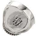Sterling Silver Mens Ring 29390