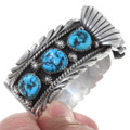 Navajo Turquoise Silver Jewelry 23380
