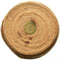 Rare Straw Wrapped Basket 28797