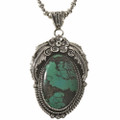 Emerald Valley Turquoise Pendant