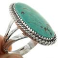 Southwest Green Kingman Ring 28953