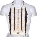 Apache Style Long Breastplate 22661