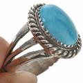 Ladies Navajo Turquoise Ring 28965