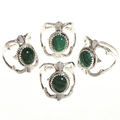 Southwest Gemstone Rings 29016