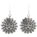 Hopi Sunface Earrings 27468