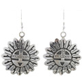 Hopi Sunface Earrings 27468
