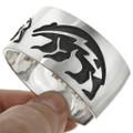 Heartline Silver Bear Bracelet 10396