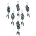 Native American Pendant Necklaces 27115