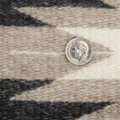 Navajo Handwoven Wool Rug 28409