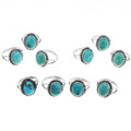 Southwest Ladies Turquoise Ring 26309