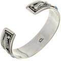 Sterling Southwest Cuff Bracelet 27552