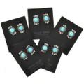 Turquoise Sterling Southwest Earrings 28840