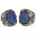 Southwest Lapis Mens Ring 28958