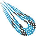 Ladies Big Bead Native American Necklaces 296744