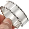 Sterling Twist Wire Bracelet