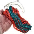 Twenty Strand Southwest Necklace 10683