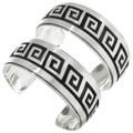 Hopi Meandering Greek Key Bracelet 10559