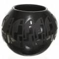 Vintage Blackware Pottery