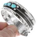 Sleeping Beauty Turquoise Cuff Bracelet 24040