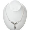 Mother of Pearl Navajo Necklace 29253