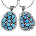 Variations in Sleeping Beauty Turquoise Stones 25329