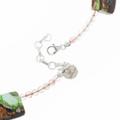 Colorful Navajo Designer Necklace 28981