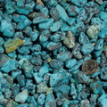 Turquoise Nuggets Stabilized Rough 22463