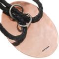 Overlaid Copper Bolo Tie 24846