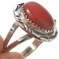 No. 1 Grade Coral Ladies Ring 28746