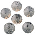 Genuine US Nickel Coin Buttons 24608