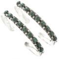 Southwest Silver Gemstone Bracelets 29228