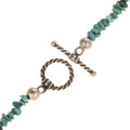 Green Blue Turquoise Necklace 29464