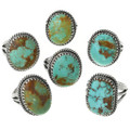 Native American Turquoise Rings 27807
