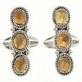 Navajo Gemstone Rings 29107